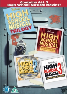 High School Musical 1-3, DVD  DVD
