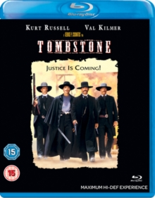 Tombstone, Blu-ray  BluRay