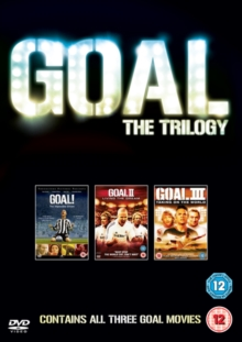 Goal!/Goal! II - Living the Dream/Goal! III - Taking On the World, DVD  DVD