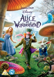 Alice in Wonderland, DVD  DVD