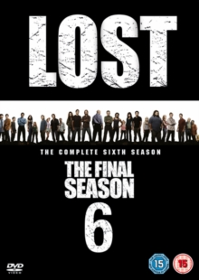 Lost: The Complete Sixth Season, DVD  DVD