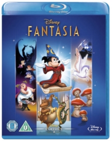 Fantasia, Blu-ray  BluRay