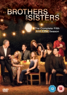 Brothers and Sisters: Season 5, DVD  DVD