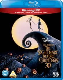 The Nightmare Before Christmas, Blu-ray BluRay