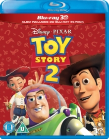 Toy Story 2, Blu-ray  BluRay