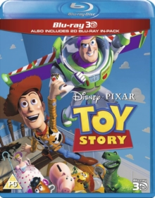Toy Story, Blu-ray  BluRay