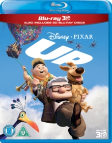 Up, Blu-ray  BluRay