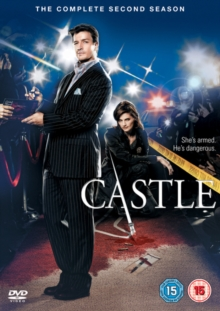 Castle: The Complete Second Season, DVD  DVD