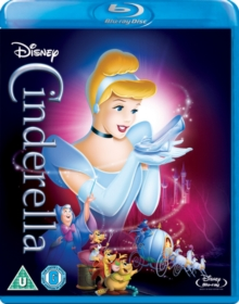 Cinderella (Disney), Blu-ray  BluRay