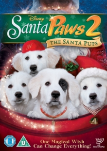 Santa Paws 2 - The Santa Pups, DVD  DVD