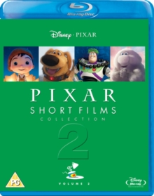 Pixar Short Films Collection: Volume 2, Blu-ray BluRay