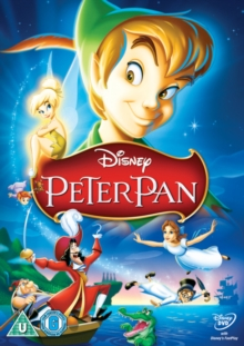 Peter Pan (Disney), DVD  DVD