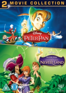 Peter Pan/Peter Pan: Return to Never Land (Disney), DVD  DVD