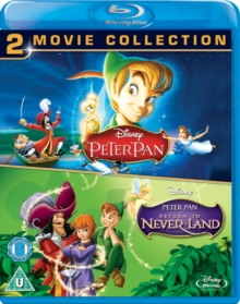 Peter Pan/Peter Pan: Return to Never Land (Disney), Blu-ray  BluRay