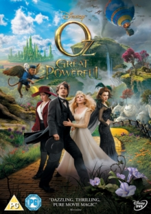 Oz - The Great and Powerful, DVD  DVD