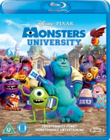 Monsters University, Blu-ray  BluRay