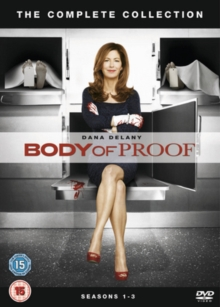 Body of Proof: Seasons 1-3, DVD  DVD
