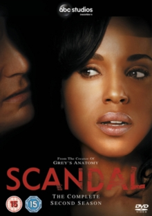 Scandal: The Complete Second Season, DVD  DVD