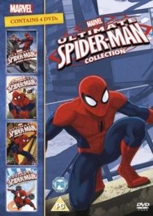 Ultimate Spider-Man: Collection, DVD  DVD