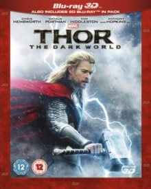 Thor: The Dark World, Blu-ray  BluRay