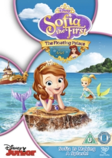 Sofia the First: The Floating Palace, DVD  DVD