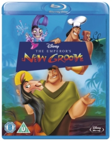 The Emperor's New Groove, Blu-ray BluRay