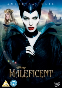Maleficent, DVD  DVD