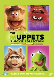 The Muppets Bumper Seven Movie Collection
