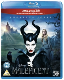 Maleficent, Blu-ray  BluRay