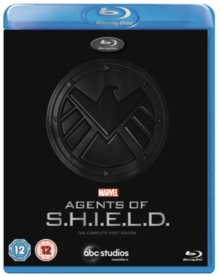 Marvel's Agents of S.H.I.E.L.D.: The Complete First Season, Blu-ray BluRay