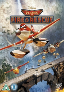 Planes 2 - Fire and Rescue, DVD DVD