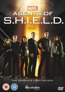 Marvel's Agents of S.H.I.E.L.D.: The Complete First Season, DVD DVD
