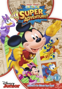 Mickey Mouse Clubhouse: Super Adventure!, DVD  DVD