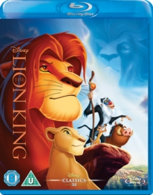 The Lion King, Blu-ray BluRay