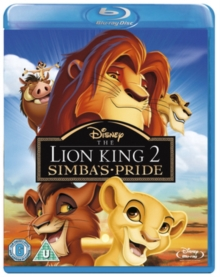 The Lion King 2 - Simba's Pride, Blu-ray BluRay