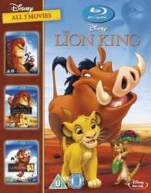 The Lion King Trilogy, DVD DVD
