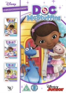 Doc McStuffins: Mobile Clinic/Time for Your Check Up/A Little..., DVD  DVD