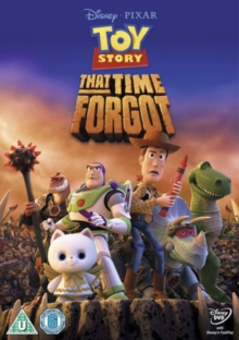 Toy Story That Time Forgot, DVD  DVD