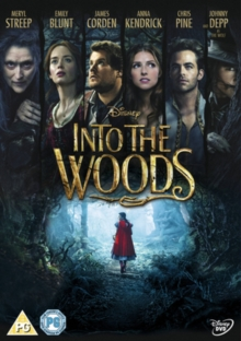 Into the Woods, DVD  DVD