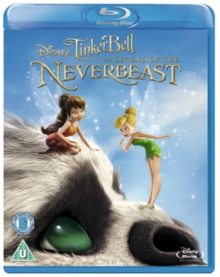 Tinker Bell and the Legend of the NeverBeast, Blu-ray  BluRay
