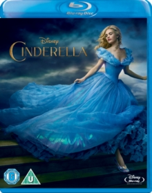 Cinderella, Blu-ray  BluRay
