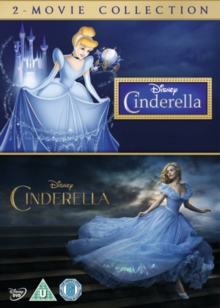 Cinderella: 2-movie Collection, DVD  DVD
