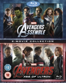 Marvel Avengers Assemble/Avengers: Age of Ultron, Blu-ray  BluRay