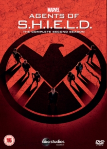 Marvel's Agents of S.H.I.E.L.D.: The Complete Second Season, DVD DVD