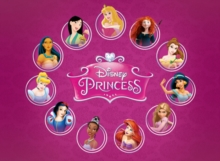 Disney Princess Collection, DVD DVD