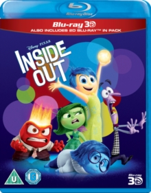 Inside Out, Blu-ray  BluRay