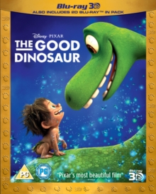 The Good Dinosaur, Blu-ray BluRay