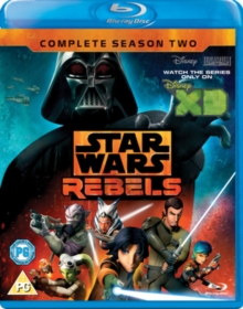 Star Wars Rebels: Complete Season 2, Blu-ray BluRay