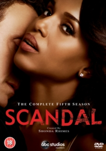 Scandal: The Complete Fifth Season, DVD DVD