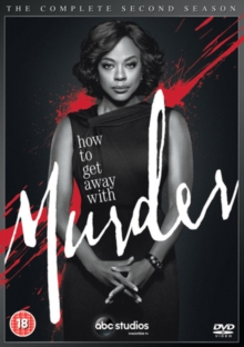 How to Get Away With Murder: The Complete Second Season, DVD DVD